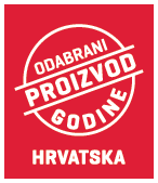 Odabrani Proizvod Godine Logo